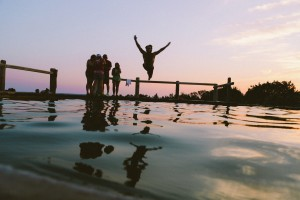 Sunday inspiration - jump
