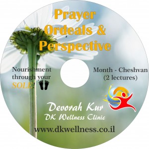 Prayer, Ordeals and perspective - Cheshvan