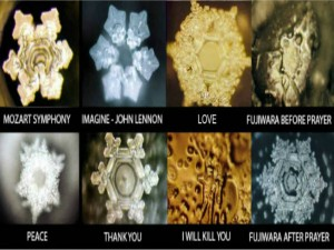 masaro emoto inspiration water crystals
